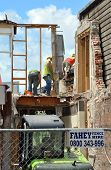 Christchurch Earthquake - Construction Workers