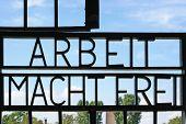 Arbeit Macht Frei (sachsenhausen)