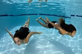 Underwater Girls