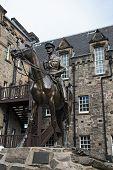 Earl Haig Statue - Edinburgh