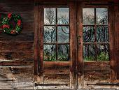 Rustic Wood Doors