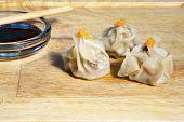 Shu Mai Dumplings