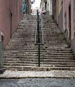 Stairs Lisbon