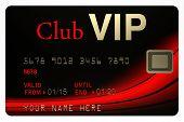 Club Vip Card