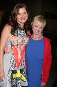 LOS ANGELES - MAY 6:  Heather Tom, Maire Tom at the Bold & Beautiful Celebrates Emmy Nominations at