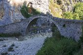 Bridge In Zagoria
