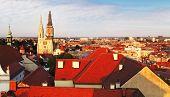St. Catherine's Church, Zagreb, Croatia