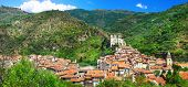 Dolceacqua - beautiful  medieval village in Liguria, Italy