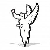 ghost dog cartoon