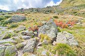 Hike To The Three Lakes Of Tristaina, Andorra