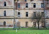 Old abandonned resort