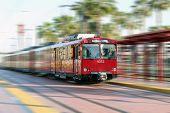 Speeding Trolley