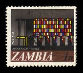 Cathedral In Lusaka, Zambia