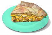 Slice Of Rand Money Pie