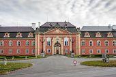 stock photo of chateau  - Chateau Dobris - JPG