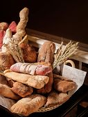 pic of malt  - variety of bread - JPG