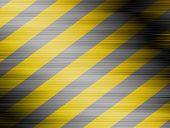 Lines Caution