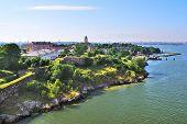 Helsinki, Finland. Fortress  Suomenlinna