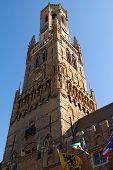 Bruges; Belfort Tower