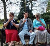The Icecream Seniors