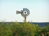Windmills Old An New