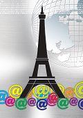 International Landmarks 6 poster