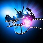 Diseño de Festival de cine