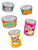 canned web graphics