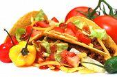Tacos Closeup