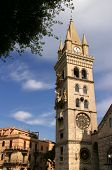 Italy Sicily Messina Cathedral