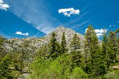 Eagle Lake Is A Back Country Lake In The Sierra Nevada Mountain Range, To The West Of Lake Tahoe In  poster