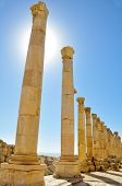 pic of cardo  - The Cardo Colonnaded Street - JPG