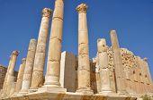 Постер, плакат: Храм Зевса Джараш Иордания