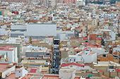 Cityscape of Alicante, Comunidad Valenciana, Spain
