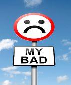My Bad.