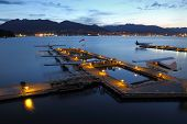 Vancouver Harbor Floatplane Base Dawn