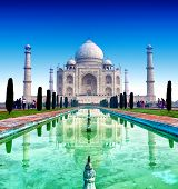 stock photo of mughal  - India - JPG