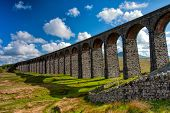 Detail Of Viaduct In England