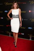 LOS ANGELES - MAY 21:  Hannah Storm arrives at the 38th Annual Gracie Awards Gala at the Beverly Hil