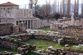 Ruins In Aphrodisias