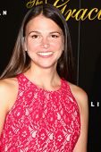 LOS ANGELES - MAY 21:  Sutton Foster arrives at the 38th Annual Gracie Awards Gala at the Beverly Hi