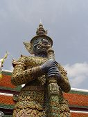 Thailand Bangkok Decorative Statue