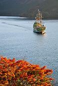 Hakone Sightseeing Cruise At Ashi Lake, Japan