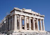 Parthenon, Front Facade