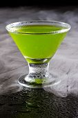 Brigh Green Cocktail