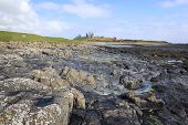 Dunstanburgh Castle Northumberland Coast