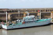 Navy Boat.