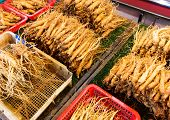foto of ginseng  - Ginseng root stick - JPG