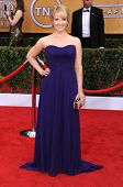 LOS ANGELES - JAN 27:  Melissa Rauch arrives to the SAG Awards 2013  on January 27, 2013 in Los Angeles, CA