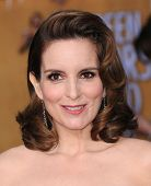 LOS ANGELES - JAN 27:  Tina Fey arrives to the SAG Awards 2013  on January 27, 2013 in Los Angeles,